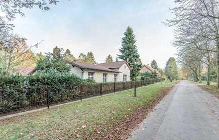 Heinze-Immobilien (IVD): Sanierungsbedürftiges Einfamilienhaus in ruhiger Lage in Biesenthal
