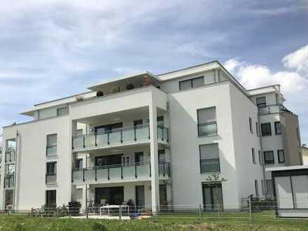 Wohnen am Kurpark Bad Krozingen schöne 3-Zi-Wohnung, großer Balkon, 1. OG, Lift