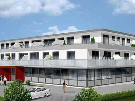 attraktive 2 Zi.-Neubauwohnung in guter Lage in Friedrichshafen