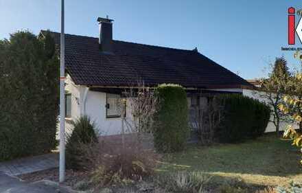 Alles unter einem Dach! Einfamilienhaus mit Einliegerwohnung in Deckenpfronn