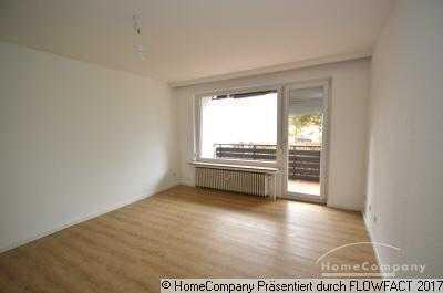 Renovierte 2. Zi. Wohnung mit Balkon in Findorff