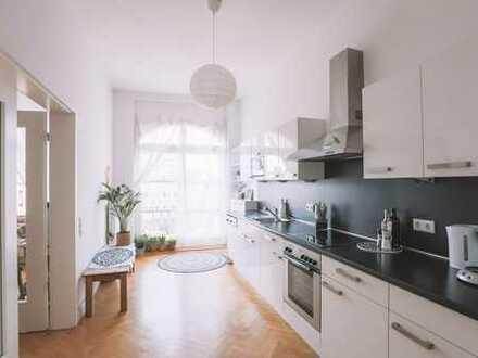 Stilvolle 3-Z-Wohnung mit EBK und Balkon in Aschaffenburg Zentrum