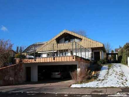 Große Wohnung mit Garten und Balkon in VS-Obereschach
