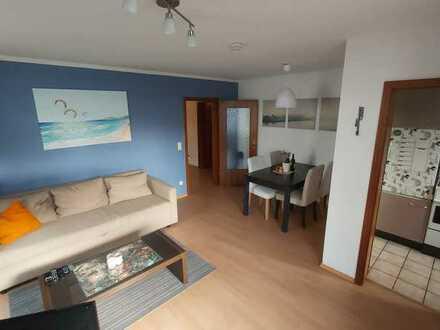 Stilvolle, gepflegte 3-Zimmer-Wohnung mit Balkon in München-Milbertshofen