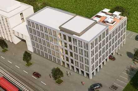 Büroneubau Alleestraße | 250 - 2.950 m² | 13,25 - 13,75 EUR