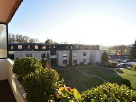 RUDNICK bietet: 2 Zimmer Wohnung in ruhiger und gut angebundener Lage von Bad Nenndorf