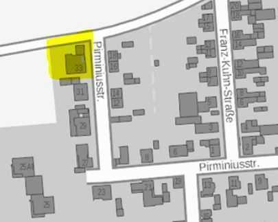 Großzügiges Wohnhaus mit 2 Wohneinheiten,Hobbyr.,Südgarten,2 PKW-Garagen m. elektr. Tor in Top Lage