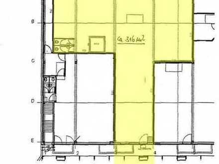 15_VL3130 Attraktive Fachmarktfläche (ca. 98 m²) mit Lager im Untergeschoss / Regensburg - Innens...