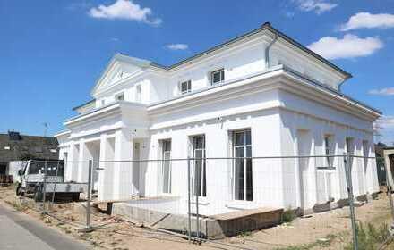 THE WHITE HOUSE - Neubau Doppelhaushälfte mit luxuriöser Ausstattung, Einbauküche und Garten!