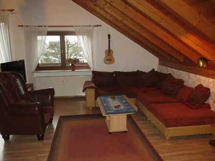 Möblierte, großzügige 2 Zimmer-Wohnung, für Berufspendler / Wochenendheimfahrer, in Rodenbach