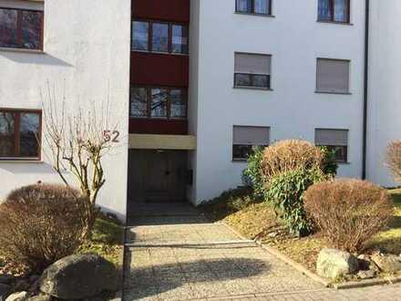 Praktische 2 Zimmer-Wohnung über den Dächern von Waldshut