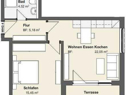 Reserviert Wohnung Nr. 4