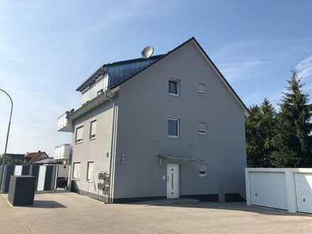 Exklusive, 3,5-Zimmer-DG-Wohnung mit Balkon in Hemhofen von Privat -bezugsfrei Frühjahr 2019