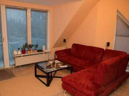 Schöne 2-Zimmer Dachgeschosswohnung in Kirchweyhe