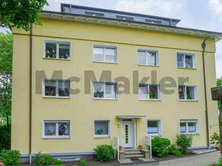 Solide Kapitalanlage in Hagen-Hohenlimburg: Topvermietetes 8-Parteienhaus mit 9 Garagen