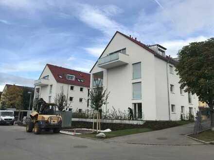 Erstbezug mit Balkon: Exklusive 4-Zimmer-Wohnung in Holzgerlingen