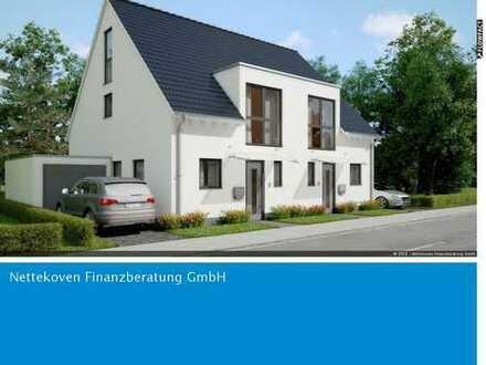 Die Ausstattung macht den Unterschied! - Neubau von 2 Doppelhaushälften in Bornheim-Dersdorf