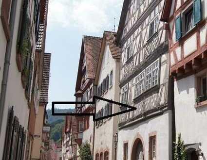 Renoviertes Fachwerkhaus in der Hirschhorner Altstadt als Anlageobjekt
