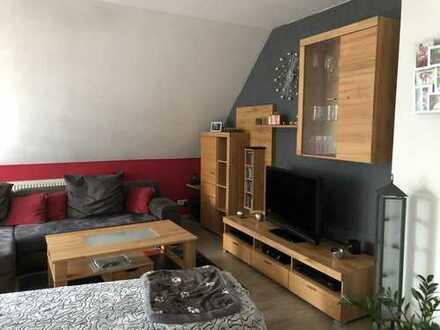 Gepflegte 2,5-Zimmer-Maisonette-Wohnung in Ludwigshafen