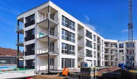 Großzügige 4 Zi. Eigentumswohnung mit einer Wohn- u. Nutzfl. von ca. 110 m², 2 Terrassen u. TG