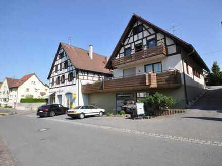 Büro- / Laden- / Praxisfläche mit Produktions- / Lager- / Seminarraum im Ortszentrum Öhningen
