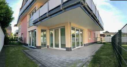 Ansprechende, neuwertige 4-Zimmer-EG-Wohnung mit gehobener Innenausstattung zur Miete in Troisdorf