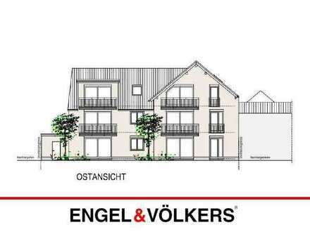 Mit Planung für 6-Familienhaus im Zentrum