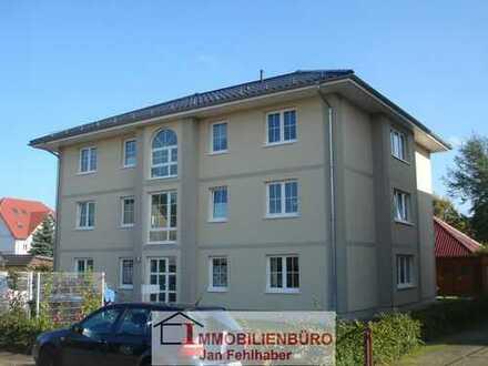 Neuwertige 3-Zimmer-Wohnung mit Balkon in Greifswald/ Eldena