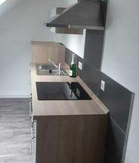 Sehr schöne sanierte 2,5-Zimmer-DG-Wohnung mit EBK in Waiblingen
