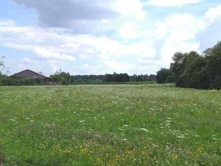 Großzügiges Baugrundstück in Leitershofen/Stadtbergen mit unverbautem Weitblick ins Grüne