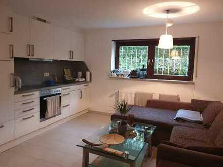 Schicke 43qm 1-Zimmer-Wohnung mit EBK und Terrasse in Wiesloch