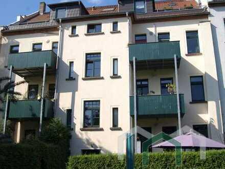 Hochwertige Kapitalanlage mit Kamin, Parkett und Dachterrasse-vermietet
