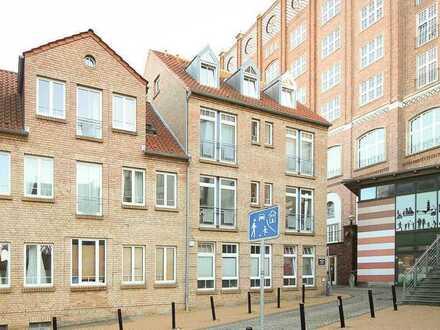 Wohnung im Zentrum Rostocks
