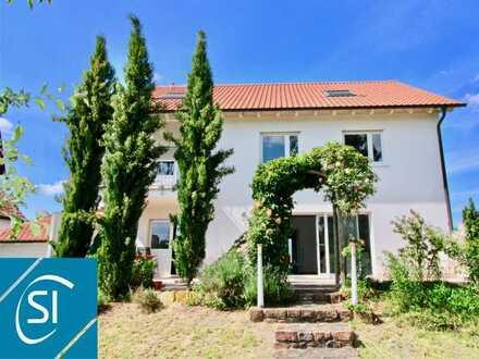 Viel Platz für die ganze Familie... repräsentatives Einfamilienhaus in 1-A Lage von Haßloch