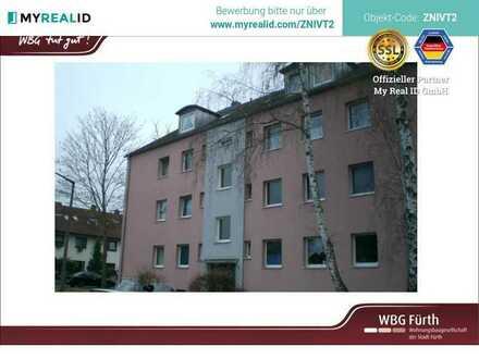 2-Zimmer Erdgeschosswohnung in der Nähe des Klinikums