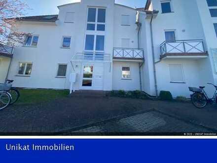 Schöne 2 Raum-Wohnung mit EBK,Terrasse und Stellplatz in Graal Müritz
