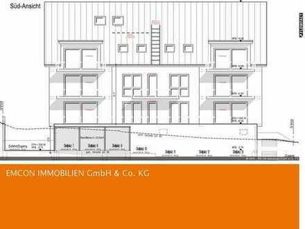 Erstbezug einer 4,5 Zimmer Maisonette-Wohnung mit Galerie und herrlicher Aussicht
