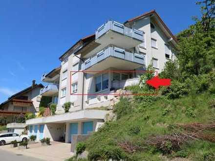 Großzügige, 2-Zimmer-Wohnung in sonniger, bester Wohnlage von Baiersbronn / Oberdorf
