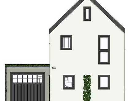 Ökologisches Holzhaus in Oberbeuren - Neubau