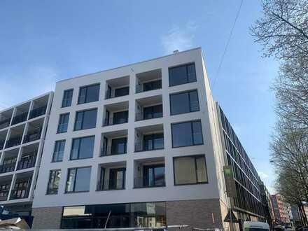Erstbezug: exklusive 2,5 - Zimmer-Wohnung mit neuer EBK und Balkon in Pforzheim