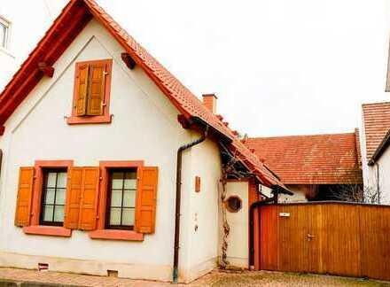 Provisionsfrei / Einfamilienhaus mit mediterranem Flair in Lambsheim