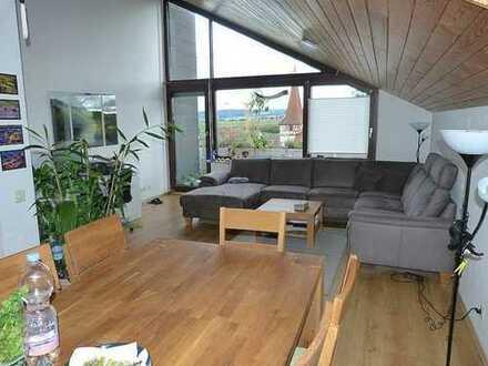 2,5 Zimmer-Wohnung über den Dächern von Ditzingen!