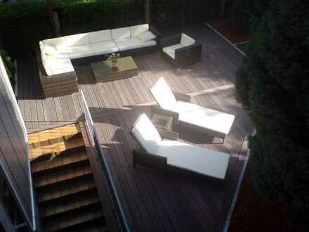 Haus im Haus - Wohnen im modernen Garten-Loft!