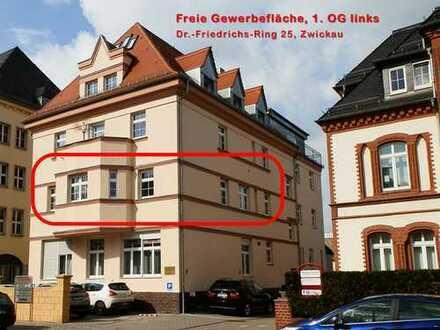 Büroräume in Zwickau Zentrum