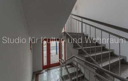 SfKW - Vermietet - 46m2 - Balkon - Aufzug - Tiefgarage - ruhige Seitenstraße - nahe Elbepark Dresden