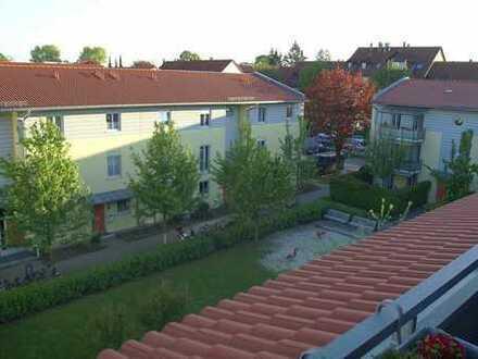 Heimelige 2-Zimmer-Dachgeschoßwohnung in Ismaning