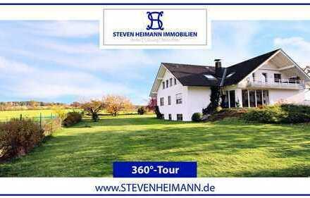 NEU: 360°-TOUR   Residieren, wohnen, leben - Ihr Traumhaus bei Coburg.