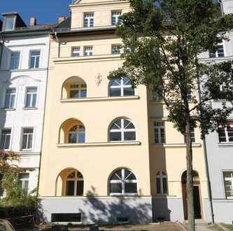 Chemnitz Kaßberg, Top Altbau, 4 Raumwohnung mit 2 Balkonen -Keine WG-