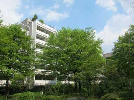 3 Jahre verfügbar - Schöne 3,5 Zi. Wohnung mit großer und sonniger Süd - Loggia am Englischen Garten