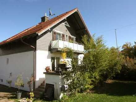TOP renoviertes, freistehendes Einfamilienhaus in Weilheim